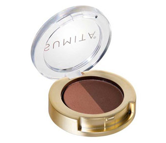 Sumita Cosmetics Brow Powder Duo (Dark) - Sumita Makeup Products Australia