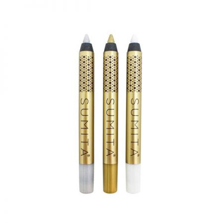 Sumita Cosmetics Mini Eyeliner Pencil (Light, Pack of 3) - Sumita Makeup Products Australia