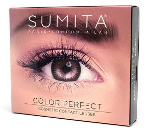 Sumita Cosmetics Color Contact Lenses (Amethyst) - Sumita Makeup Products Australia