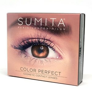 Sumita Cosmetics Color Contact Lenses (Brown) - Sumita Makeup Products Australia