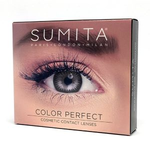 Sumita Cosmetics Color Contact Lenses (Gray) - Sumita Makeup Products Australia