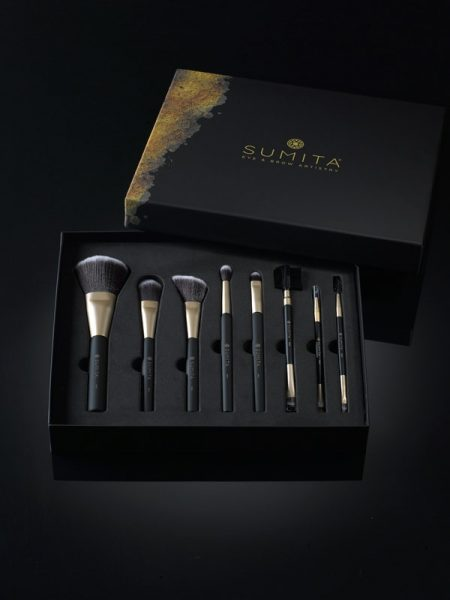 Sumita Cosmetics Luxurious Brush Collection - Sumita Makeup Products Australia