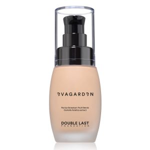 Evagarden Cosmetics Double Last Foundation - Evagarden Makeup Products Australia