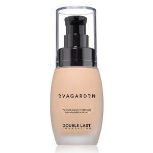 Evagarden Cosmetics Double Last Foundation - Evagarden Makeup Products Australia