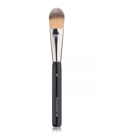 Evagarden Cosmetics Foundation Brush 24 - Evagarden Makeup Products Australia